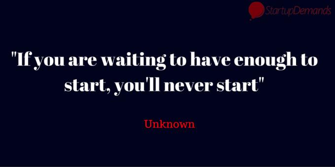 Startupdemands quotes